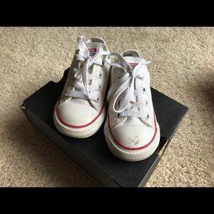 Converse- chuck taylors (baby/toddler)